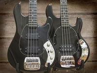Cool and classic basses: Music Man Cutlass Bass