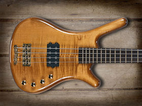 Cool and classic basses: Warwick Corvette FNA