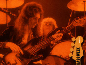 Bass Legends: Queen's John Deacon
