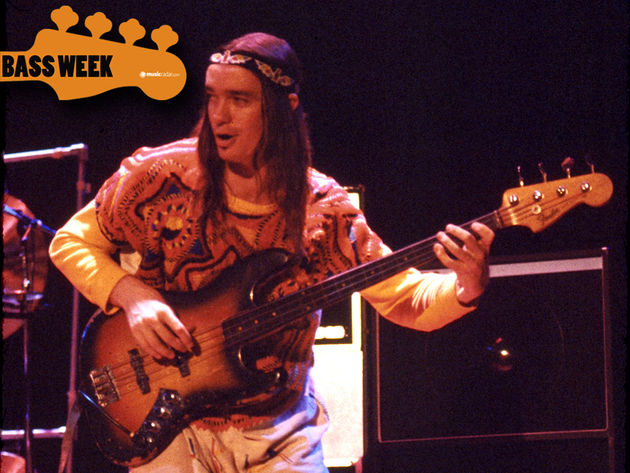 Jaco Pastorius with Weather Report at the Berkeley Community Theater in 1978