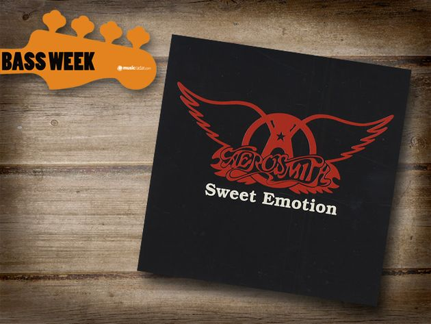 Sweet Emotion - Aerosmith (Tom Hamilton)