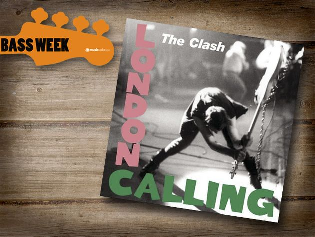 The Guns Of Brixton - The Clash (Paul Simonon)