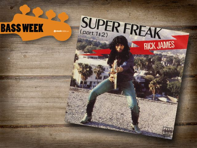 Super Freak - Rick James (Oscar Alston)