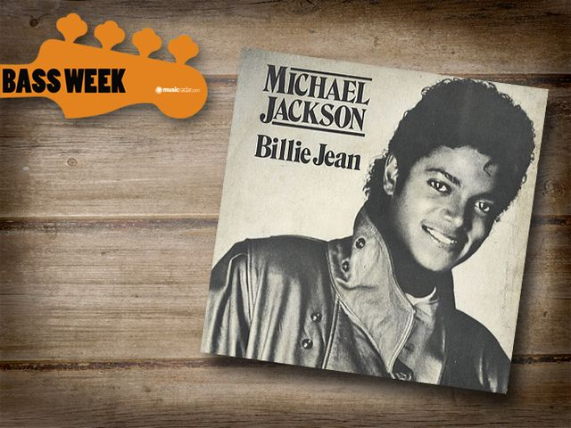 Billie Jean - Michael Jackson (Louis Johnson)