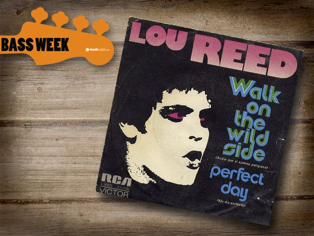 Walk On The Wild Side - Lou Reed (Herbie Flowers)