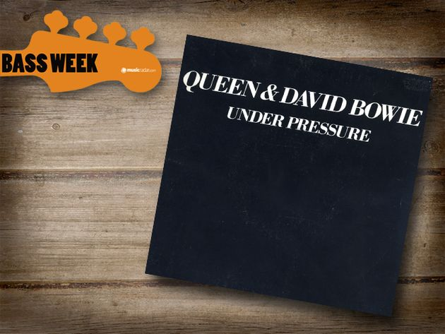 Under Pressure - Queen & David Bowie (John Deacon)