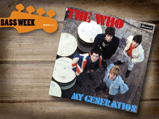 My Generation - The Who (John Entwistle)