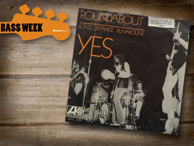 Roundabout - Yes (Chris Squire)