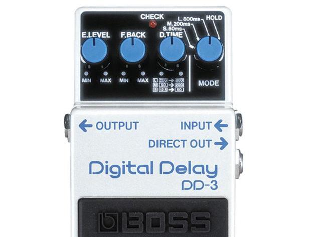 Boss DD-3