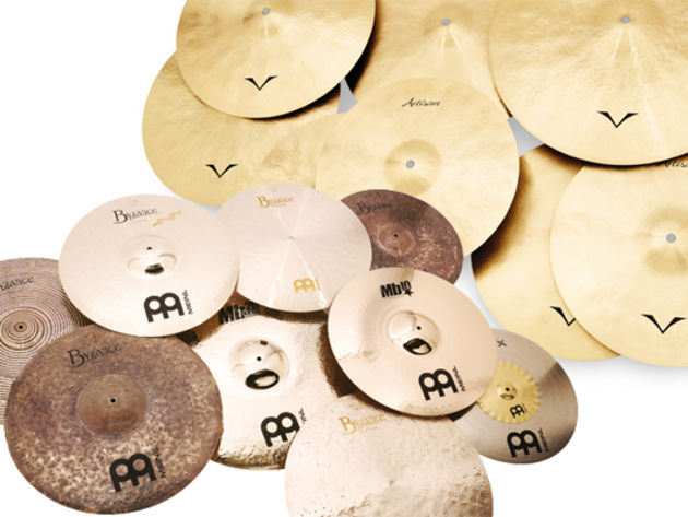 Cymbal additions of the year