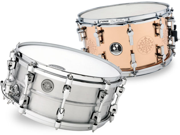 Snare drums of the year
