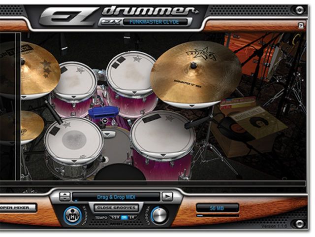 Drum software of the year