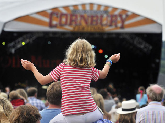 Cornbury Festival, 5-7 July