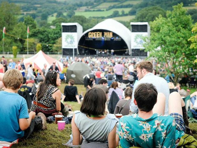 Green Man Festival, 15-18 August