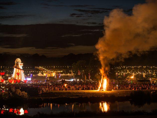 The Shambala Festival, 22-25 August