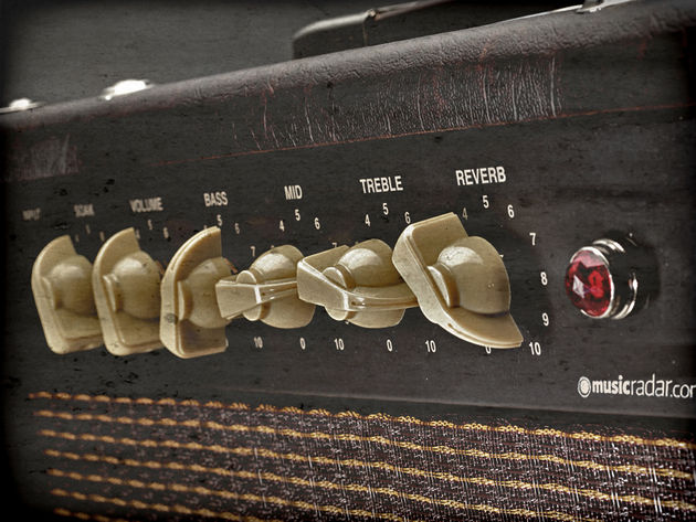 The MusicRadar team doesn't make guitar amps, but if we did...