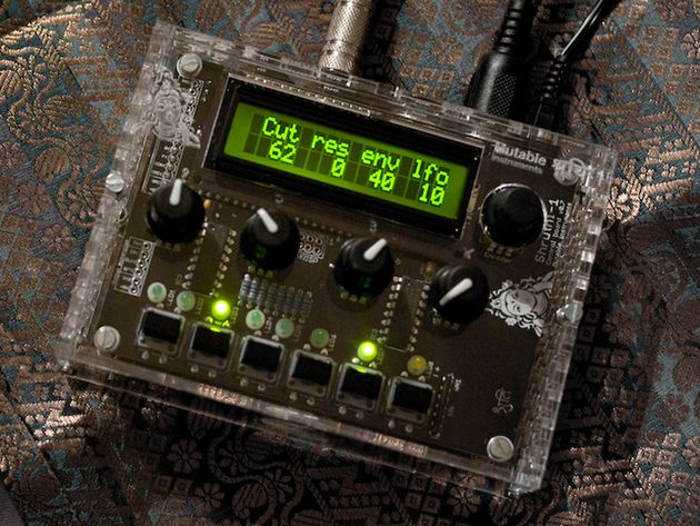 Mutable Instruments Shruthi-1