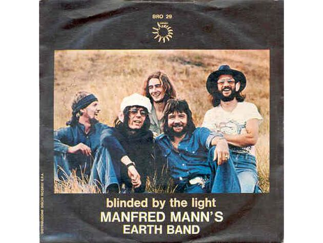 Blinded By The Light - Manfred Mann's Earth Band
