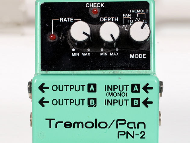 Boss PN-2 Tremolo Pan
