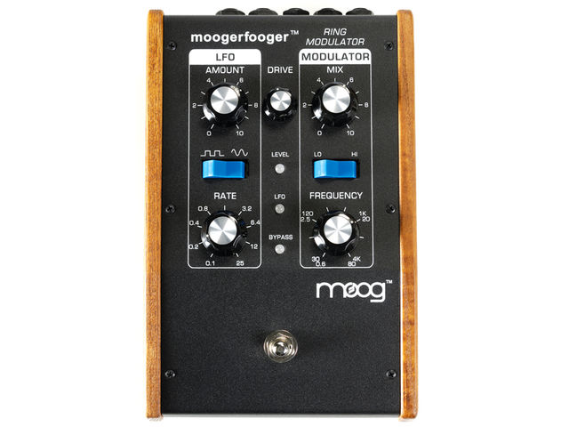 MoogerFooger MF102 Ring Modulator