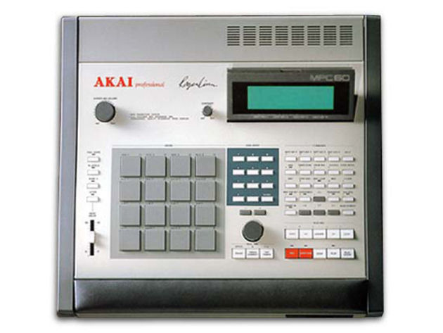 Akai MPC-60 (1988)