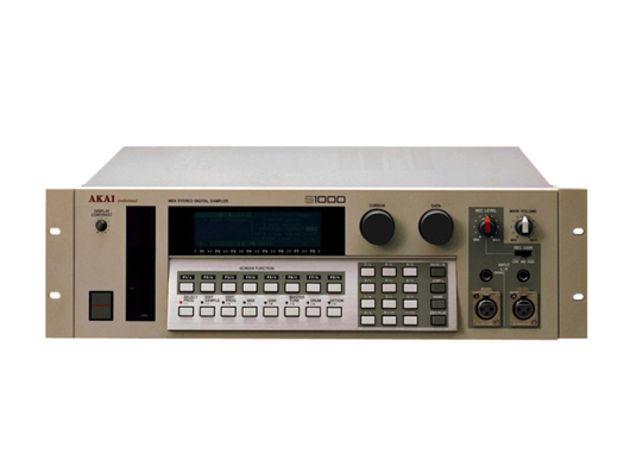Akai S1000 (1988)