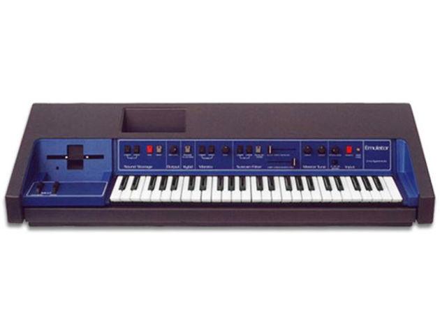 E-MU Systems Emulator (1982)
