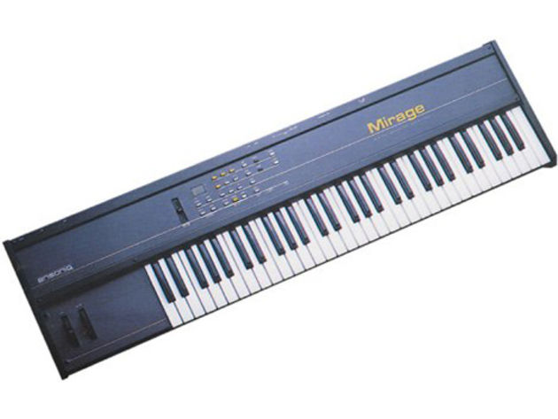 Ensoniq Mirage (1984)