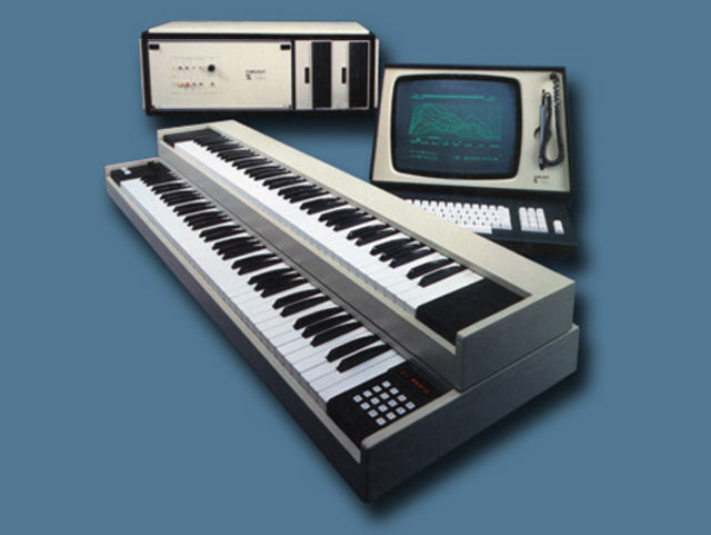 Fairlight CMI (1979)