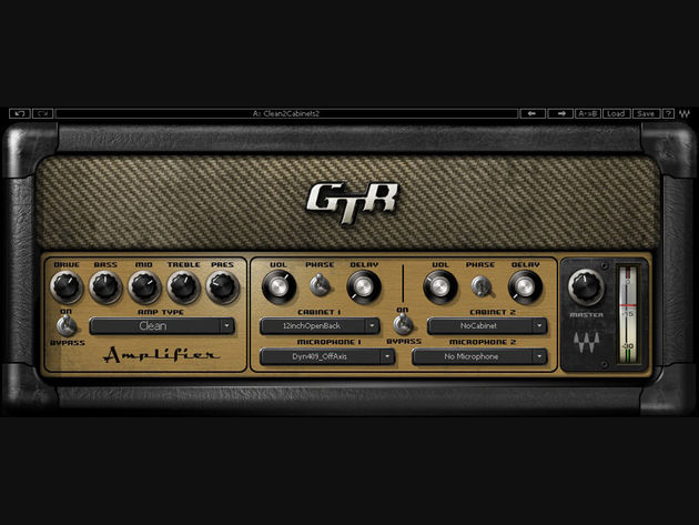 the 11 best vst guitar amp effect modelling plug ins in the world today waves gtr tech news. Black Bedroom Furniture Sets. Home Design Ideas