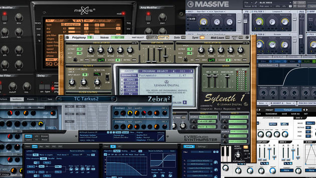 There are a lot of plugin synths out there, but we were only interested in the best...
