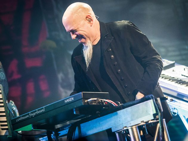 Jordan Rudess: my best and worst gigs ever