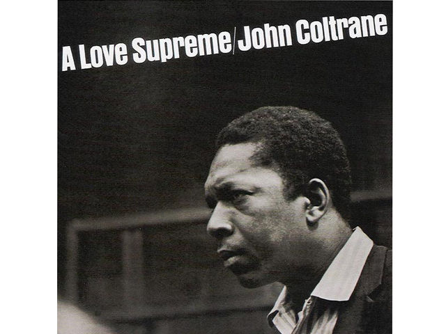 John Coltrane – A Love Supreme (1965)