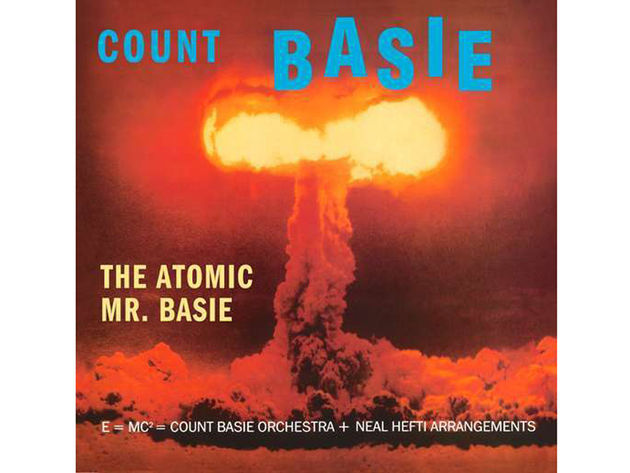 Count Basie And His Orchestra – The Atomic Mr. Basie (1958)
