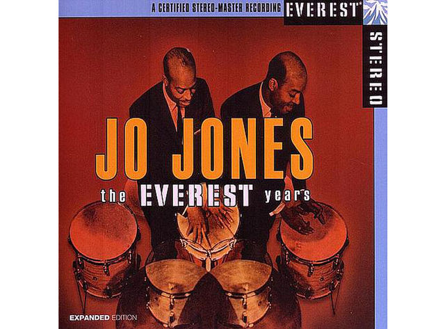Papa Jo Jones – The Everest Years (2005)
