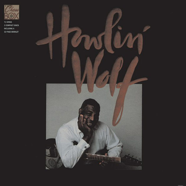 Howlin' Wolf – The Chess Box (1991)