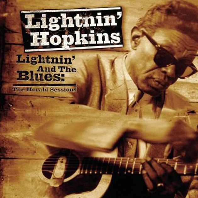 Lightnin' Hopkins – Lightnin' And The Blues (1954)