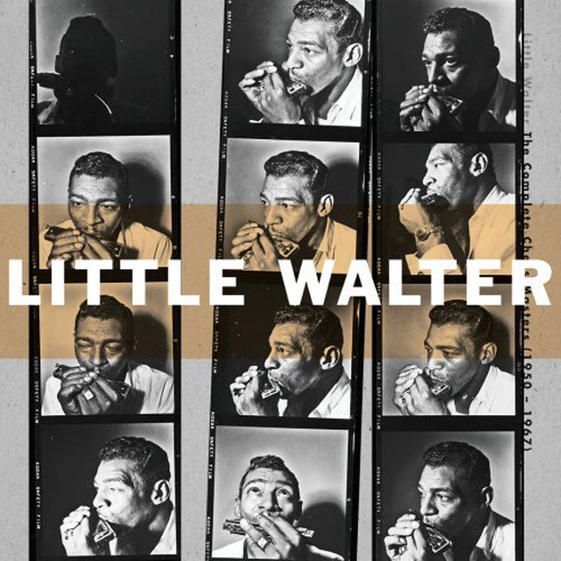 Little Walter – The Complete Chess Masters (2009)