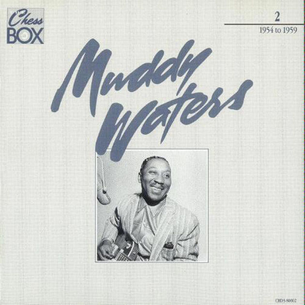 Muddy Waters – The Chess Box (1989)