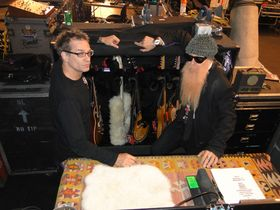 RIG TOUR: ZZ Top's Billy Gibbons on his guitars, amps and effects