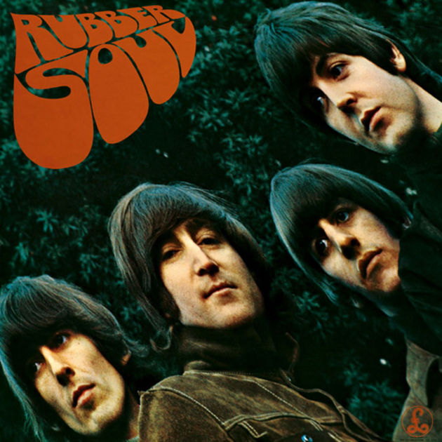 Rubber Soul - The Beatles (1965)