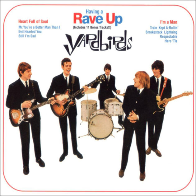 The Yardbirds - Having A Rave Up (1965)