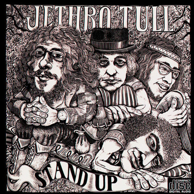 Jethro Tull - Stand Up (1969)