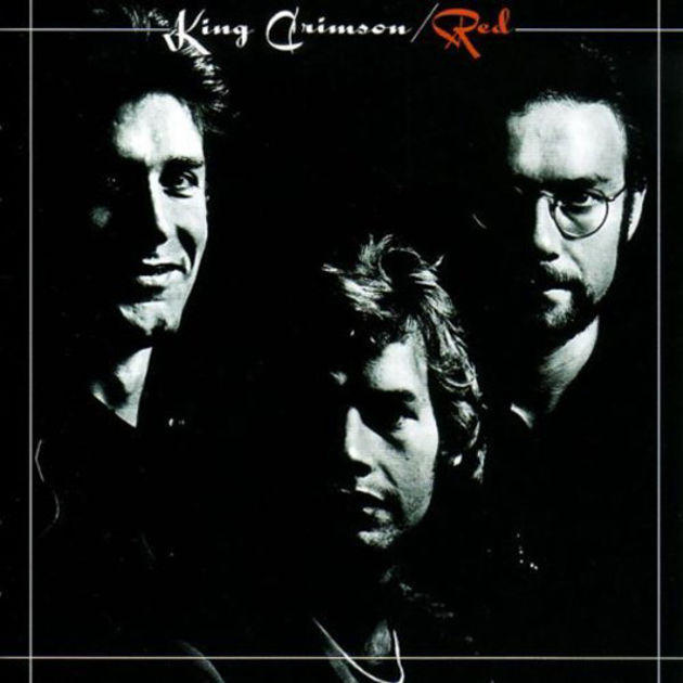 King Crimson - Red (1974)