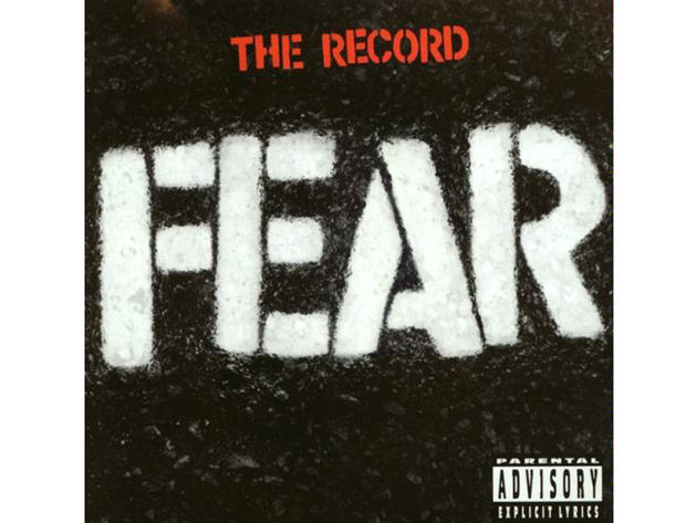 Fear – The Record (1982)