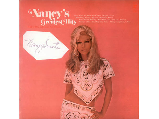 Nancy Sintra – Nancy's Greatest Hits (1970)