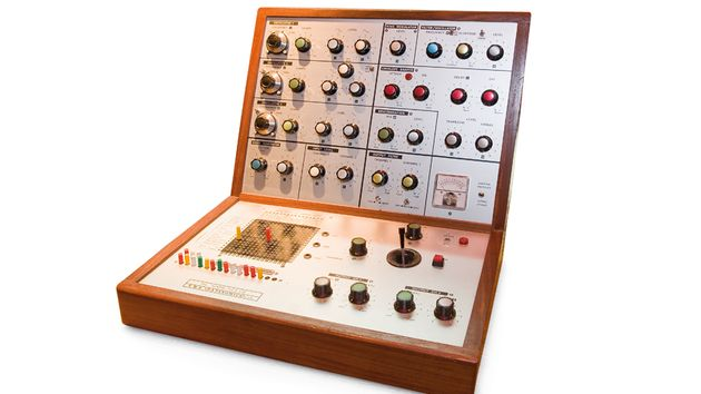 The EMS VCS3: born in the summer of '69.