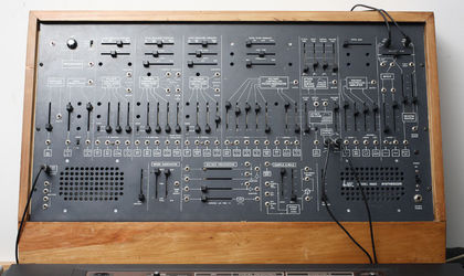 Blast from the past: ARP 2600