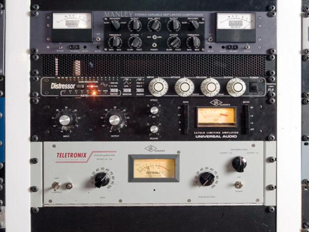 Studio 1 compressors