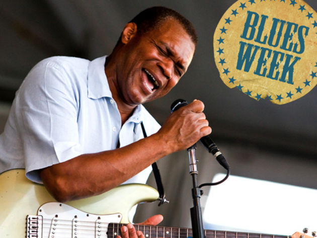 Interview: Robert Cray